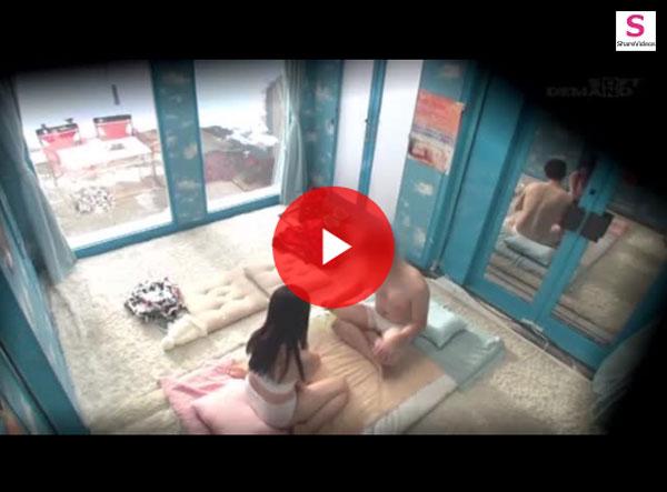 【エロ動画】また男女の友情が散る…セックス不可避の素股マッサージ(*゚∀゚)=3 03