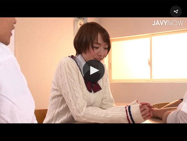【エロ動画】男子校に転入したら毎日せがまれヤりまくりの美少女JK!(;゚∀゚)=3 03