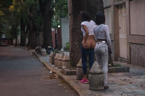 【海外風俗】ベネズエラの売春婦たち…もうめちゃくちゃ…