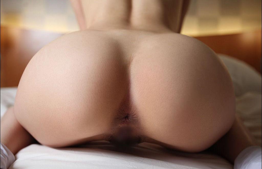【アナルエロ画像】使用済みではないはず…純日本人女性の綺麗な尻穴(*´д`*)