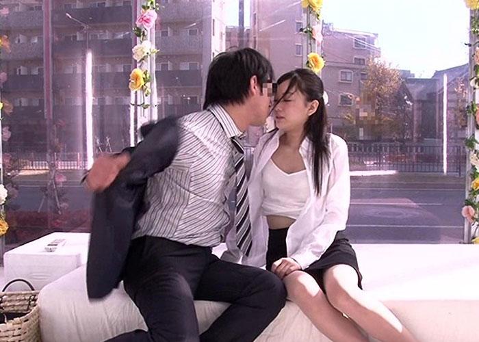 【エロ動画】上司と部下の関係が変わる!?MM号で試される男女の理性(*゚∀゚)=3 01
