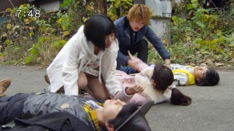【放送事故】戦隊ヒロインたちの恥ずかしい画像…⇒子供には見せられないな…