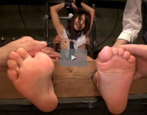 【エロ動画】全身くすぐりとハード凌辱の餌食にされた貧乳生徒会長!(;゚∀゚)=3 03