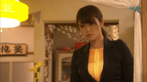 深田恭子(34)「こんな加工しないで…」⇒衝撃の巨乳透けを色彩調整されて…(画像あり)