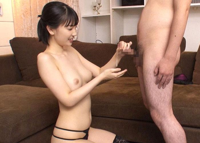 【エロ動画】気持ちいい?極上巨乳美少女が童貞素人をプロデュース!(*゚∀゚)=3