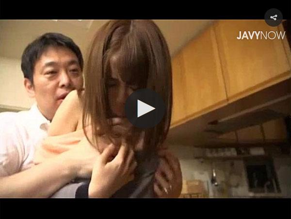 【エロ動画】変態過ぎる夫の上司に寝取られてしまった美人嫁(*゚∀゚)=3 03
