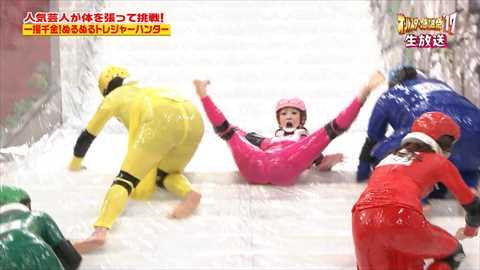 鈴木奈々(28)「早くぶち込んで!」⇒この凄い卑猥な格好で誘っているな…(画像あり)