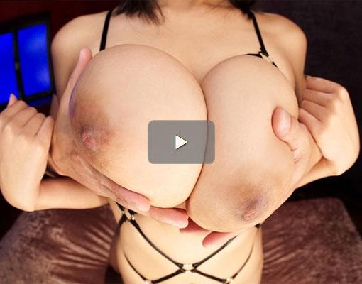 【エロ動画】神乳解禁!79cmGカップ美少女が見せる濃厚セックス(;゚∀゚)=3 03