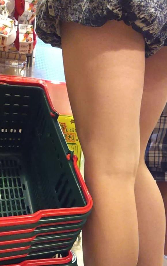 おなごの極上腿肉のエロ画像 part50