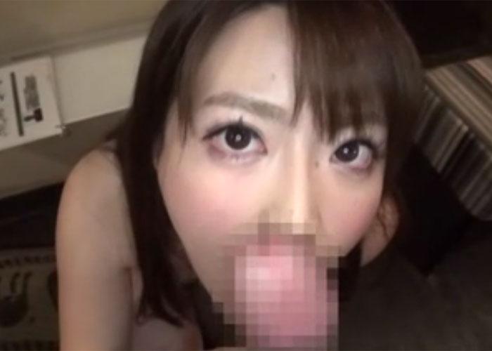 【エロ動画】メイドカフェで働く美少女のジュポフェラご奉仕!(;゚∀゚)=3
