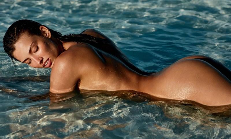 【ヌード画像】美人モデルがガチ全裸になった結果…⇒乳首も解禁した勇気あるフルヌード…