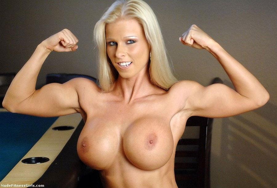 【筋肉女エロ画像】アマゾネスと呼ぶに相応しい逞しき筋肉系海外美女たち!(;゚Д゚)