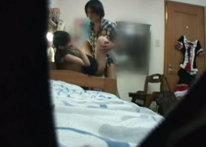 【エロ動画】盗撮!巨乳過ぎて家庭教師にヤられてしまった女の子(;゚∀゚)=3
