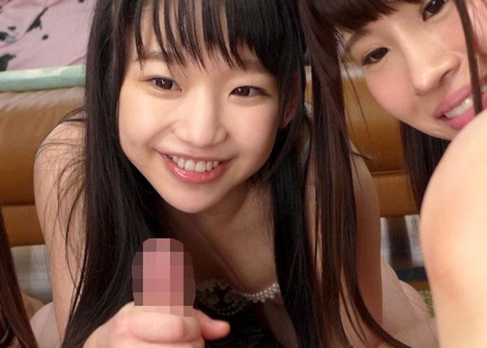 【エロ動画】3人の美少女姉妹のお店屋さんごっこでヤリたい放題!(*゚∀゚)=3 01