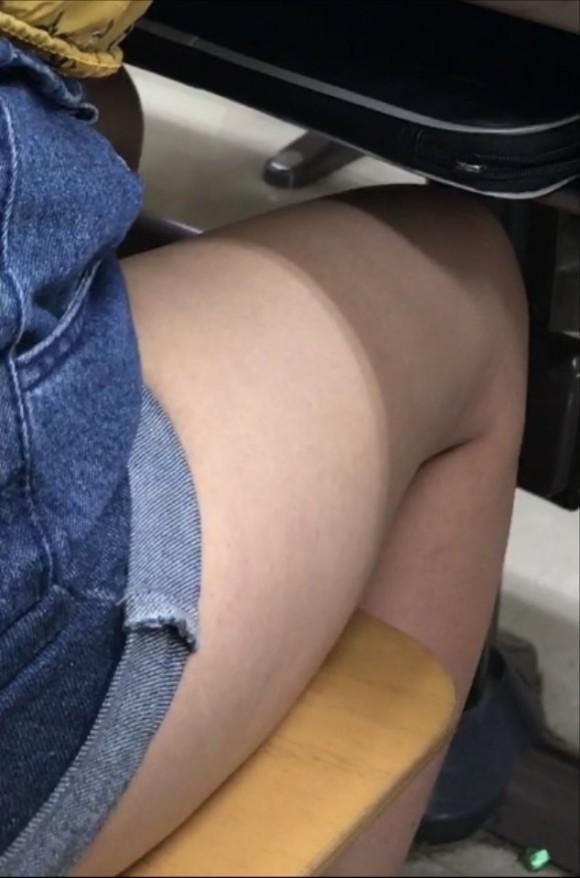 おなごの極上腿肉のエロ画像 part54