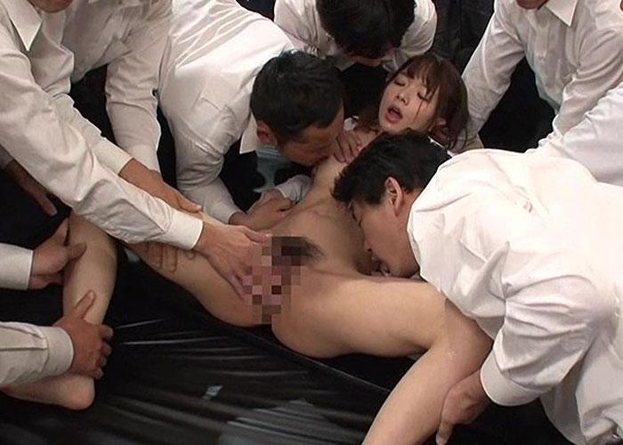 【エロ動画】超鬼畜でハードすぎる性的拷問でイカされまくる女教師!(;゚∀゚)=3 01