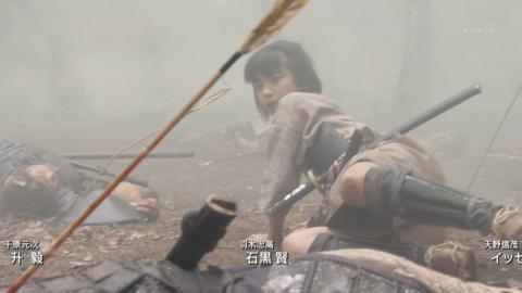 【放送事故】NHKが若手女優(20)のパンチラを修正せずに流してしまう…