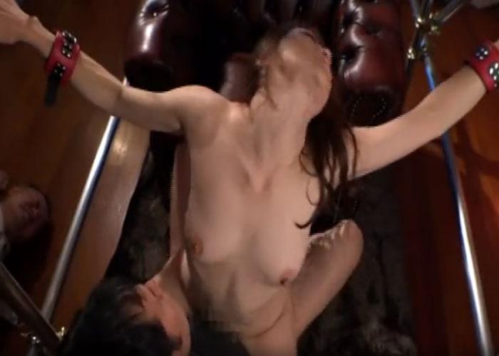 【エロ動画】美熟女を拘束して何発もハメ倒して中出し三昧!(;゚∀゚)=3