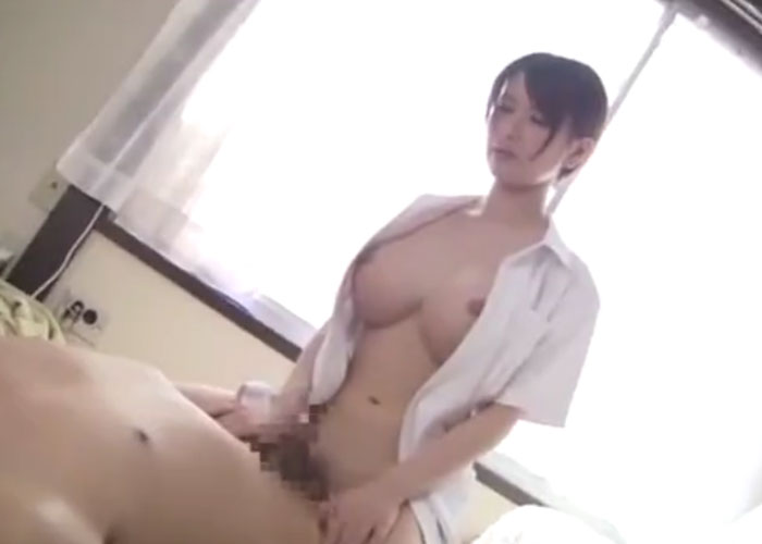 【エロ動画】情欲に負けて挿入を許してしまった巨乳デリヘル嬢!(;゚∀゚)=3 02