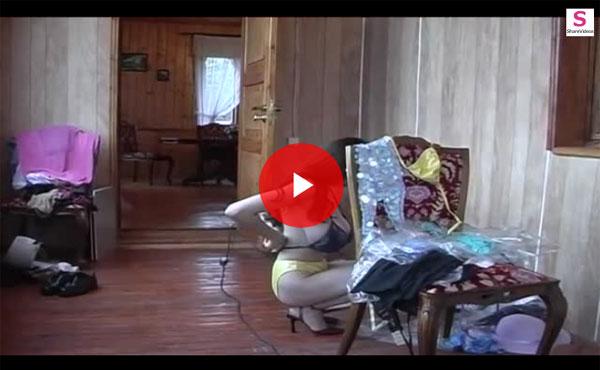 【エロ動画】凄まじい美爆乳をお持ちなロシア美女のヌードイメージ(;゚∀゚)=3 03