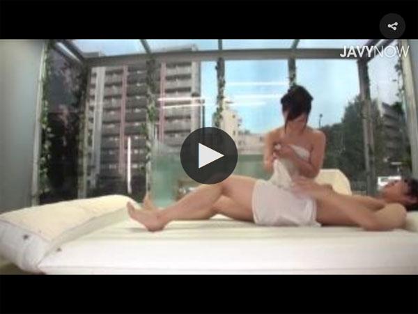 【エロ動画】MM号で混浴した即席カップルによる風呂上がりのセックス!(*゚∀゚)=3 03