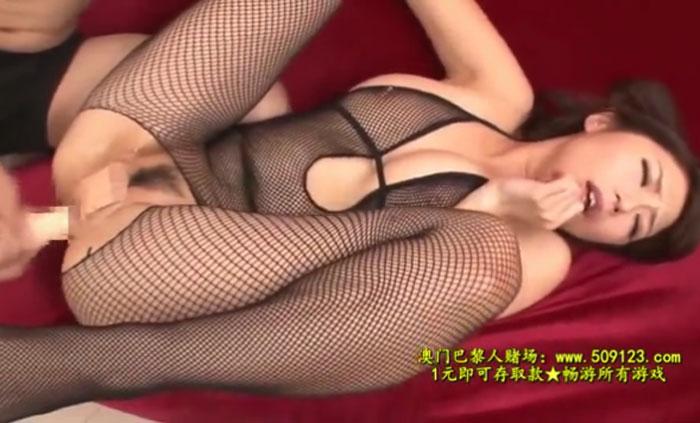 【エロ動画】アナルの方も敏感なド淫乱お姉さんがバイブで悶絶!(;゚∀゚)=3 01
