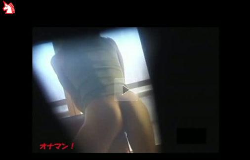 【エロ動画】夜の相手断ったら嫁が角オナしてたので隠し撮り(*゚∀゚)=3 03