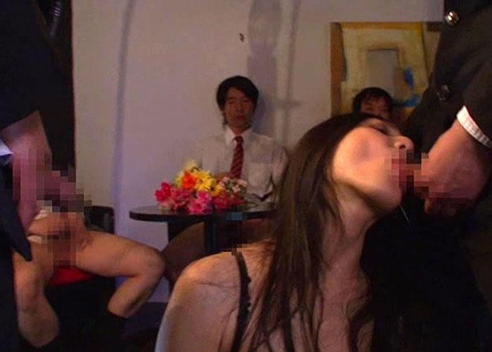 【エロ動画】謎の美女に連続中出し輪姦できる秘密の会員制クラブ!(;゚∀゚)=3 01
