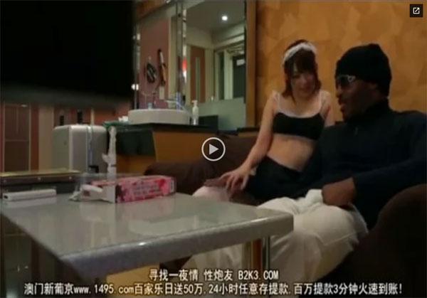 【エロ動画】海外からの観光客をナンパしてその極太を頂戴する美少女!(;゚∀゚)=3 03