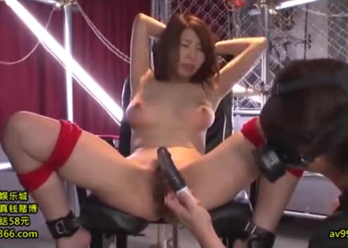 【エロ動画】徹底したイカセとイラマチオ地獄の餌食にされる巨乳美熟女!(;゚∀゚)=3
