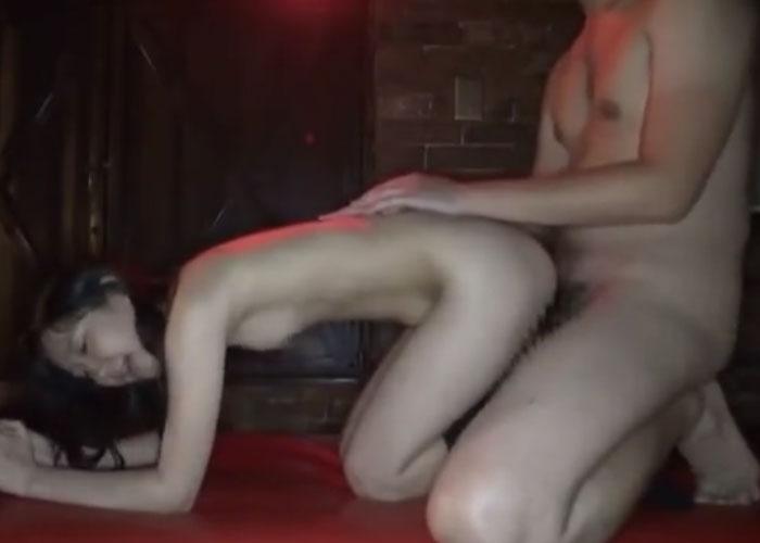 【エロ動画】ラブホのSM部屋を満喫しながらヤリまくる美少女!(;゚∀゚)=3 01