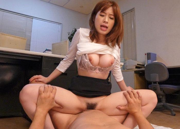 【エロ動画】たわわな巨乳で顧客を増やす枕営業三昧なドスケベ痴女!(*゚∀゚)=3