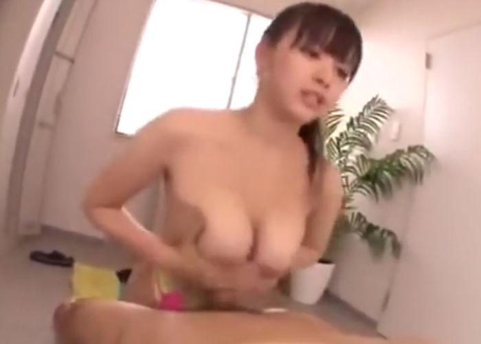 【エロ動画】巨乳インストラクターと汗だくで性交エクササイズ!(;゚∀゚)=3 01