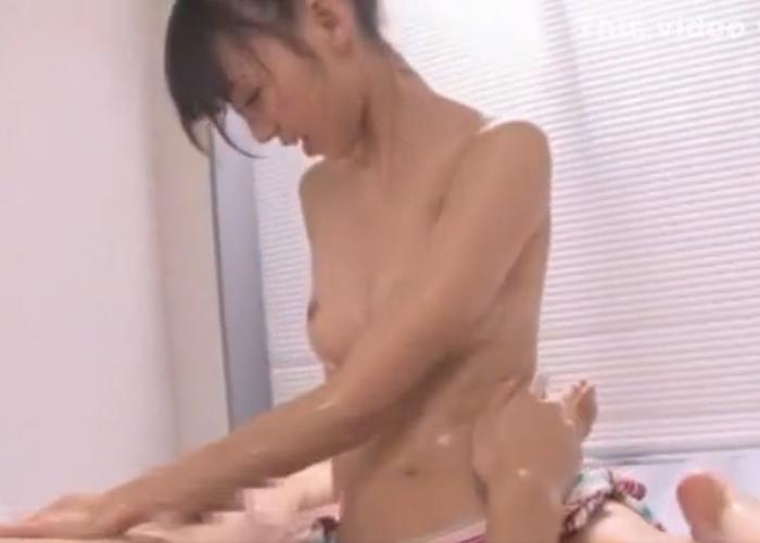 【エロ動画】湯船でのイチャイチャご奉仕からマットで抜いてくれる美少女!(;゚∀゚)=3