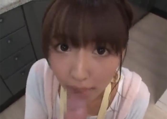 【エロ動画】遅刻ほぼ確定だけどこんなに可愛い嫁がいるならそれも運命か(;゚∀゚)=3 01
