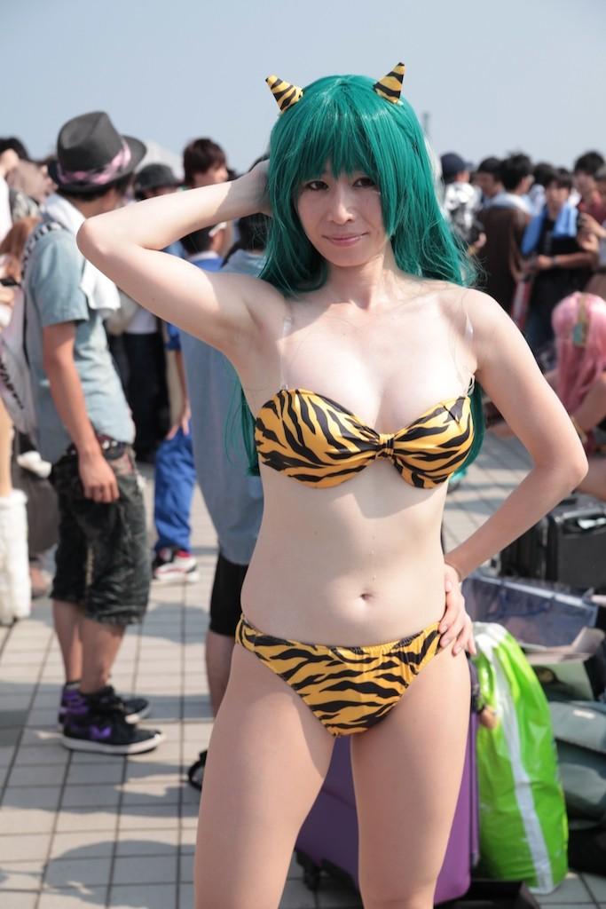 【コスプレエロ画像】体に自信があるから衣装も攻めてるセクシーレイヤー達(;^ω^)