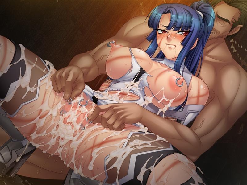 【二次エロ画像】引っ張ってるの怖すぎ…乳首にピアスを装備した美少女たち(゚A゚;)