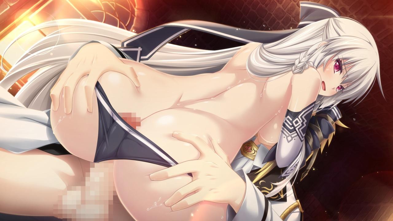 【二次エロ画像】使えるところは惜しみなく…美少女の体で摩擦(;゚Д゚)