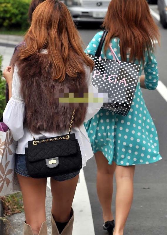 【美脚エロ画像】夏といえば美脚!表に出れば誰かの生脚が見放題(;´∀`)