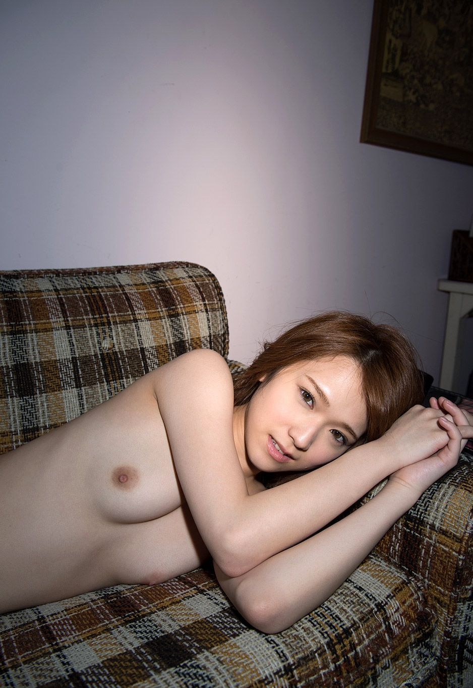 【椎名そらエロ画像】八重歯可愛いレズっ娘!椎名そらの美裸体(;´∀`)