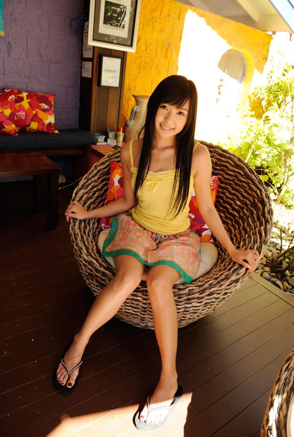 【小倉奈々エロ画像】AV界の日焼け美人といえば…美乳潮吹きのオグナナ!(;´Д`)