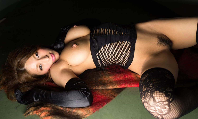 【星野ナミエロ画像】健康的な小麦色肌に巨乳&巨尻!星野ナミのドスケベボディ(;´∀`)