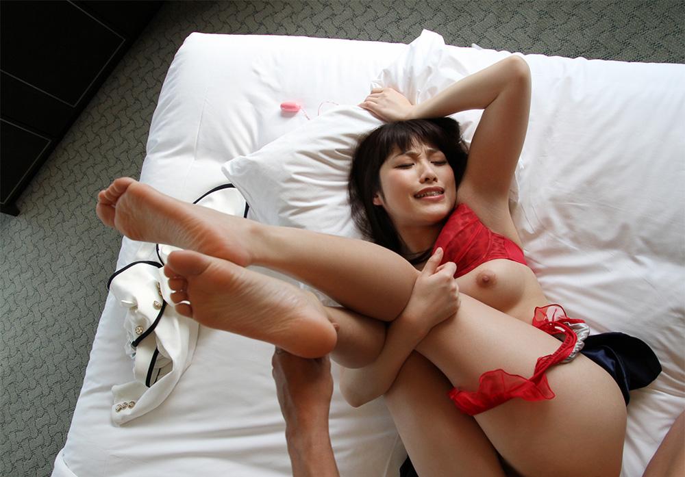 【春原未来エロ画像】ベロが長~い美少女系AV女優・春原未来!