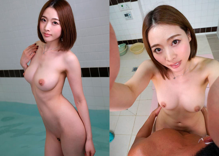 巨乳で敏感乳首な本田岬のエロ画像