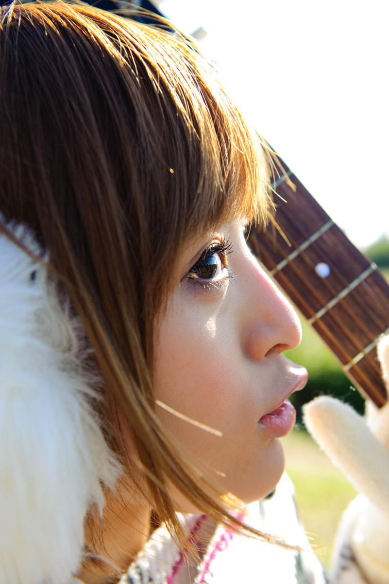 【並木優エロ画像】スレンダー美乳ボディの可愛いゆうたむ、並木優!(;´Д`)