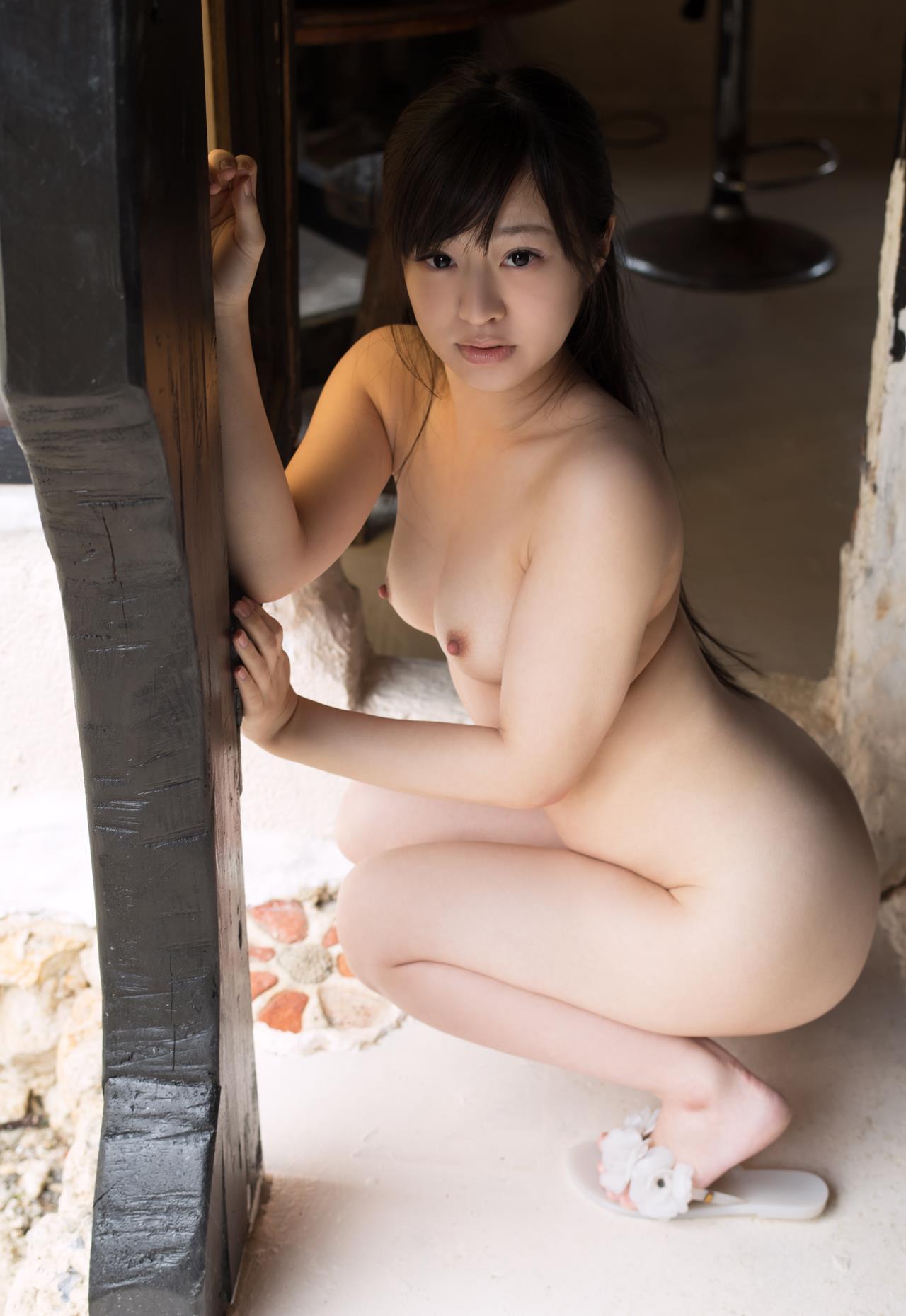 【桃尻かのんエロ画像】処女デビューからエッチに成長!パイパン美少女・桃尻かのん(;´∀`)