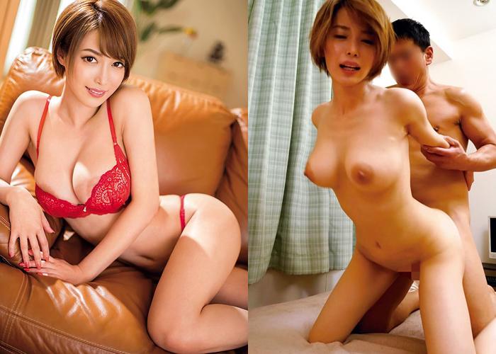 美巨乳輪な人妻・君島みおのエロ画像