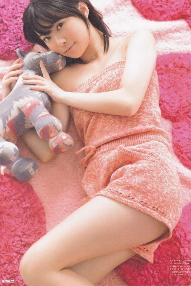【指原莉乃エロ画像】実は美尻でパイパンらしいAKBのエース・指原莉乃!(;´Д`)
