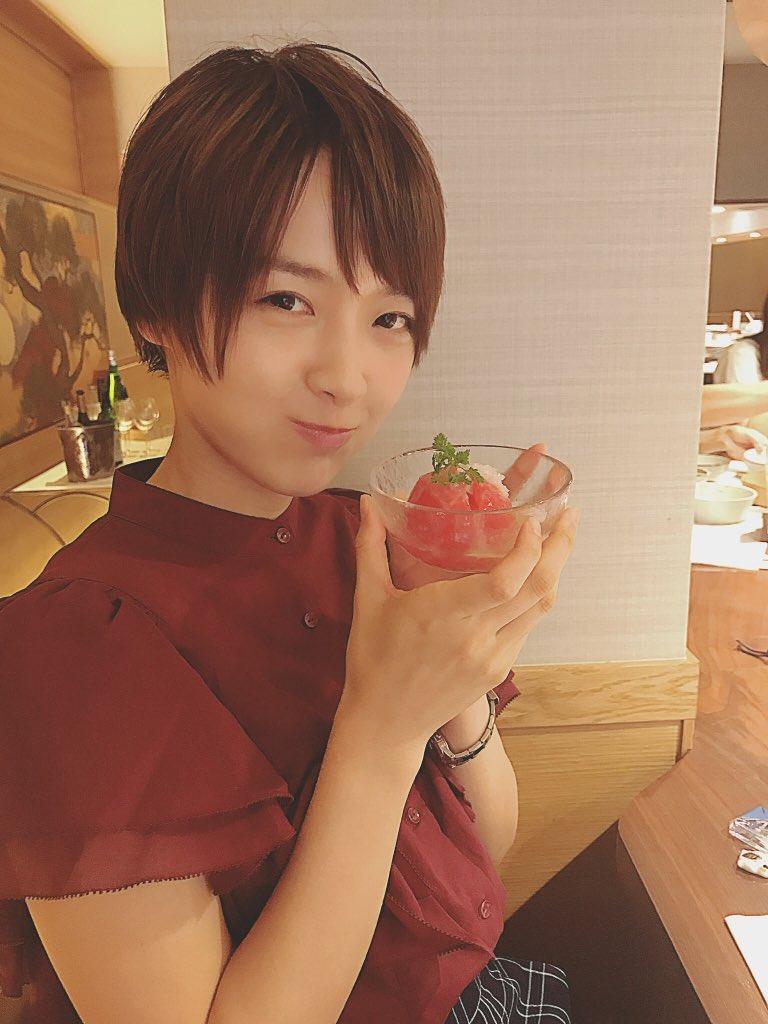 【向井藍エロ画像】ずっとショートヘア!涎プレイが得意な美少女・向井藍!(;´∀`)