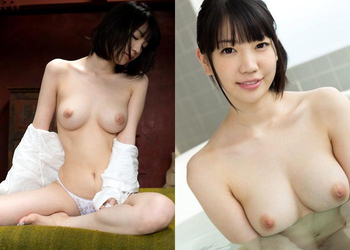 絶品美乳ボディ美少女・鈴木心春のエロ画像
